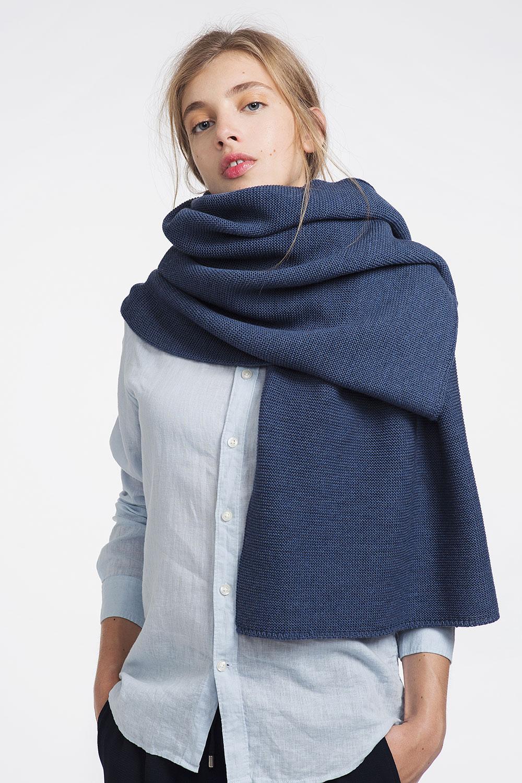 écharpe scarf cou de foudre